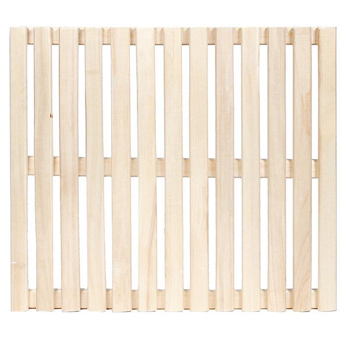 Решетка на пол Банные штучки для бани и сауны, 60 х 70 см решетка на пол банные штучки для бани и сауны