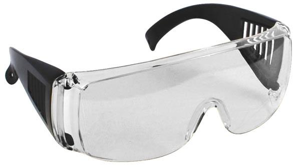 Очки защитные FIT, цвет: прозрачный лоток для крепежа fit 35 x 21 x 16 см