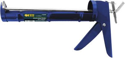 Пистолет для герметика полукорпусной, гладкий шток цены