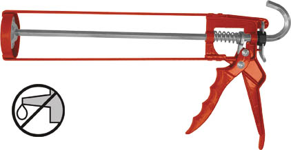 Пистолет для герметика скелетный, усиленный цены