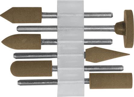 Шарошки по металлу FIT, 6 шт. 36922 насадка fit шарошки мини по металлу 36477