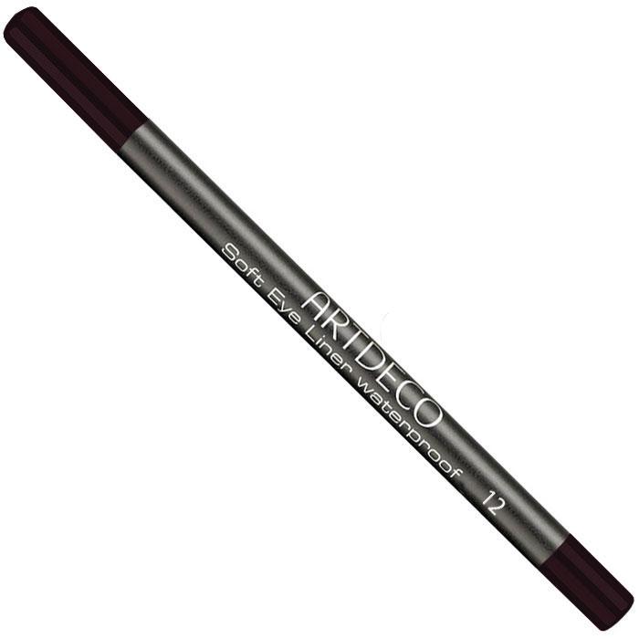 Artdeco Карандаш для век водостойкий Soft Eye Liner Waterproof, тон №12, 1,2 г цена