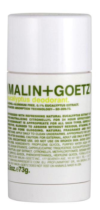 Malin+Goetz Дезодорант Эвкалипт, 73 г