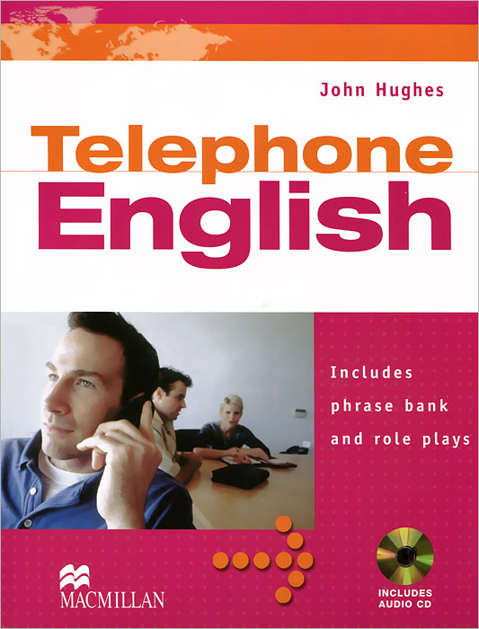 Telephone English (+ CD-ROM)