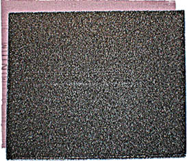 Бумага наждачная на тканевой основе FIT, 23 х 28 см, 10 шт, Р100 бумага наждачная fit 11 5 х 5 м р150