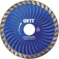 Диск алмазный FIT Турбо волна, 230 мм диск алмазный vira турбо наружный диаметр 230 мм 593230