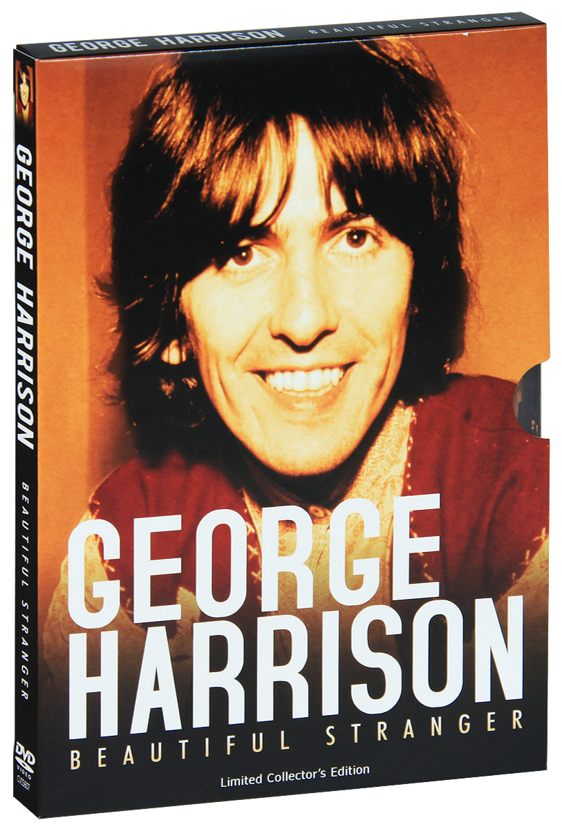George Harrison: Beautiful Stranger. Limited Collector's Edition george tsappis the propitiators