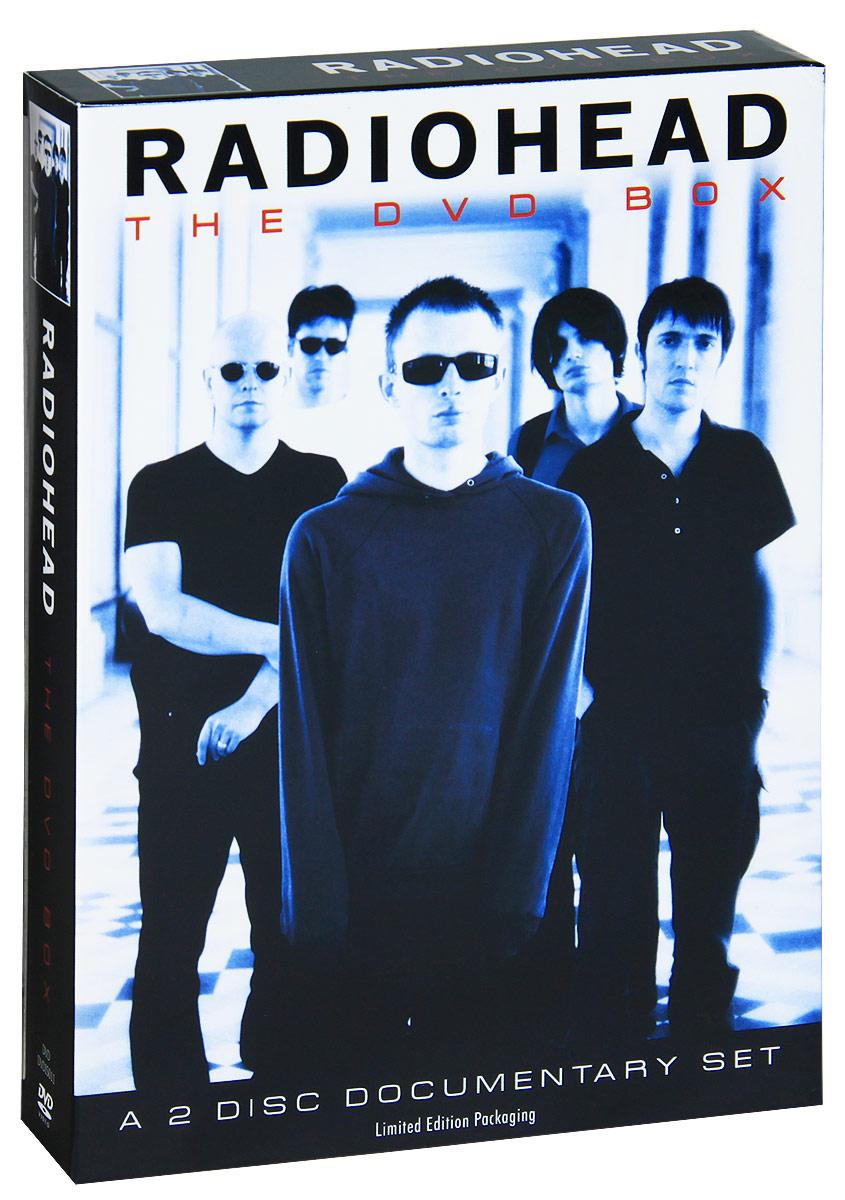 лучшая цена Radiohead: The DVD Box (2 DVD)