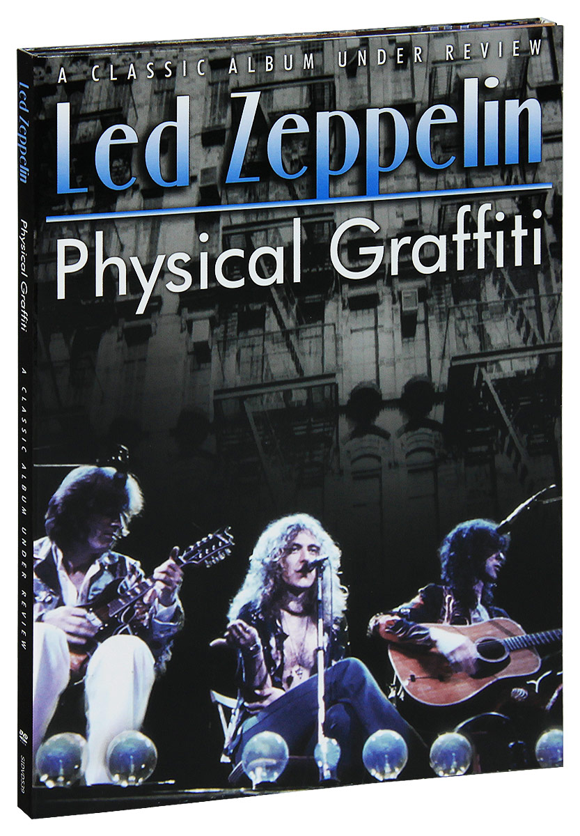 Фото - Led Zeppelin: Physical Graffiti - A Classic Album Under Review cd led zeppelin ii deluxe edition