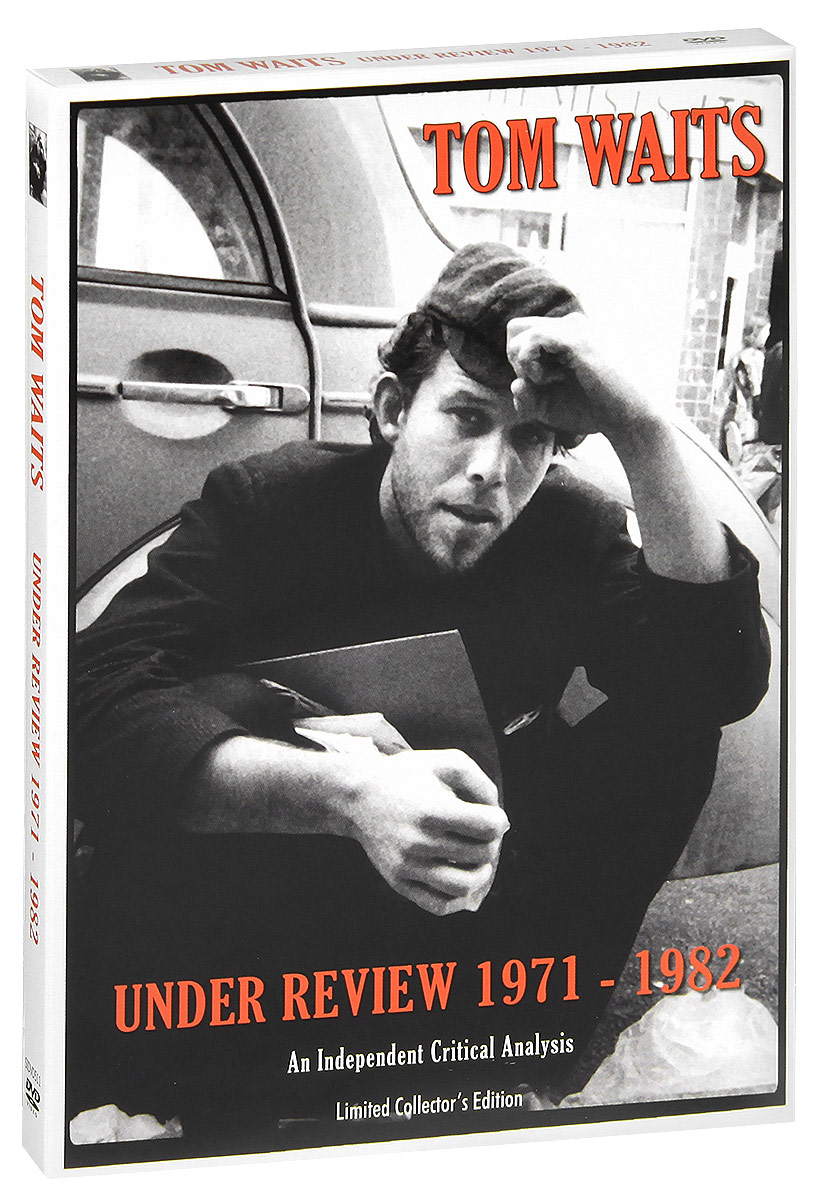 Tom Waits: Under Review 1971-1982 tom waits tom waits bastards 2 lp