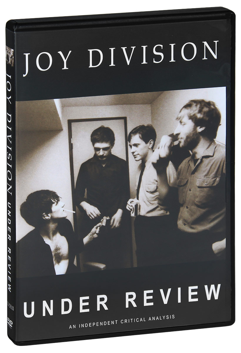 Joy Division: Under Review the joy of plumbing