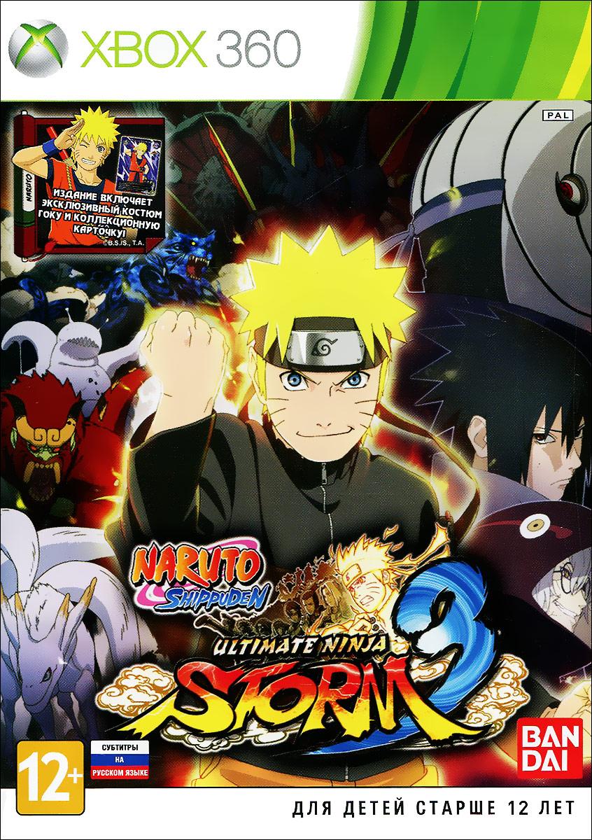 Отзывы на Naruto Shippuden: Ultimate Ninja Storm 3 (Xbox 360