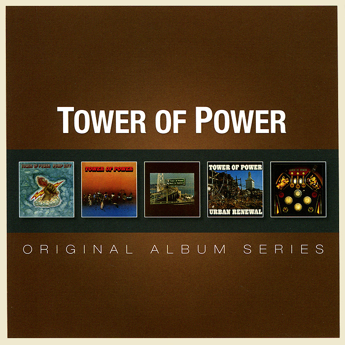 Tower Of Power Original Album Series. Tower Of Power (5 CD) original airtac compact slide cylinder roller bearing hls series hls12x100s