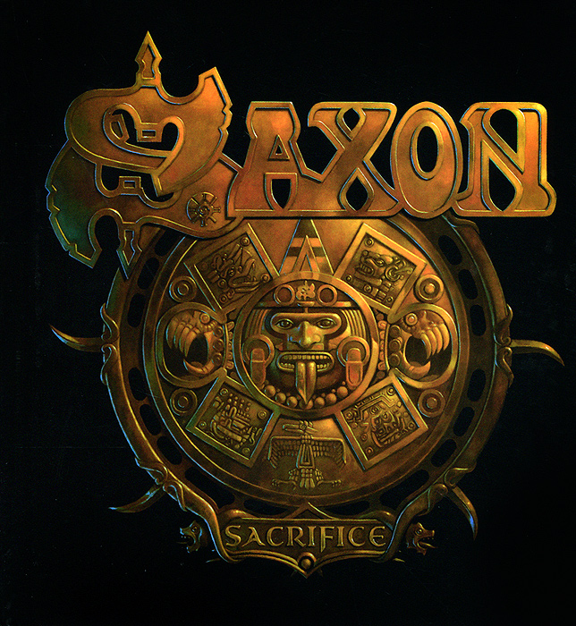 Saxon Saxon. Sacrifice. Limited Edition (2 CD) saxon münchen