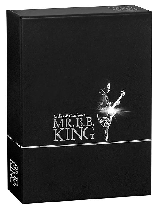Би Би Кинг B.B. King. Ladies & Gentlemen... Mr. B.B. King (4 CD) би 2 иномарки cd