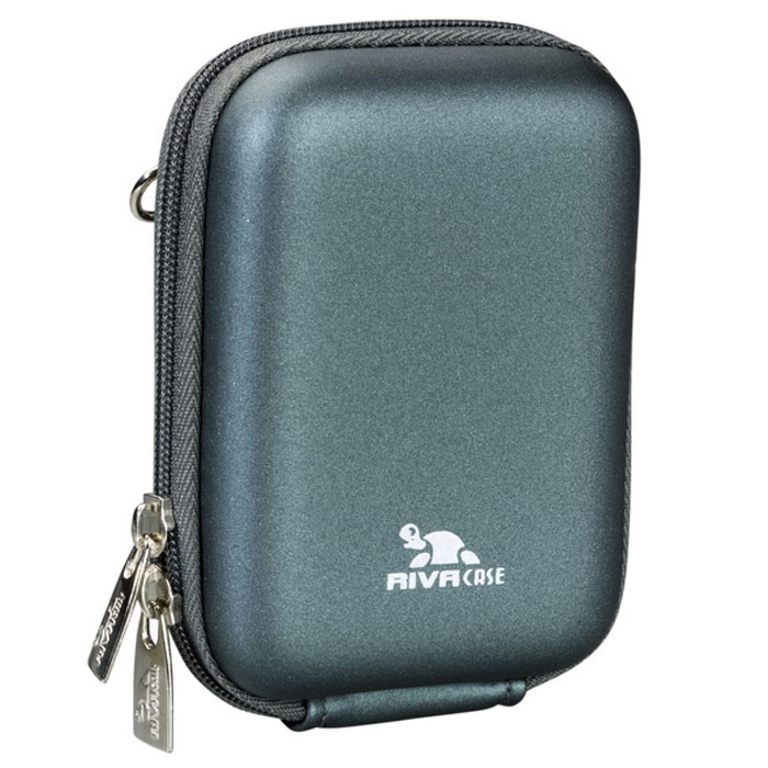 RIVACASE 7023 (PU) Digital Case, Gram Green чехол для фотокамеры чехол для hdd gps case riva 9101 pu black