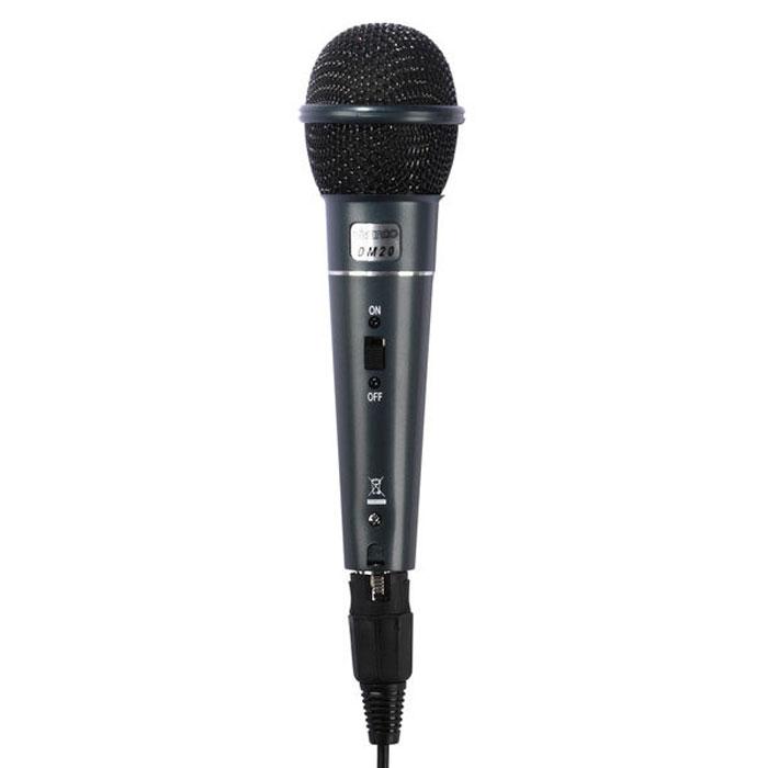 Vivanco DM 20 микрофон для караоке