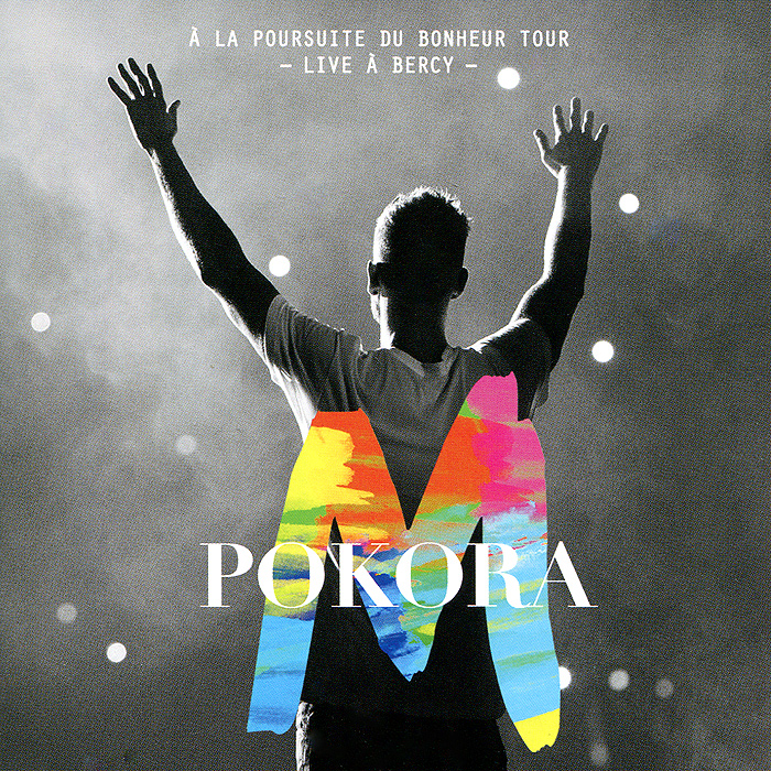 M. Pokora M. Pokora. Live A Bercy (CD + DVD) цена