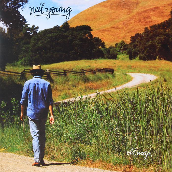 Нил Янг Neil Young. Old Ways (LP)
