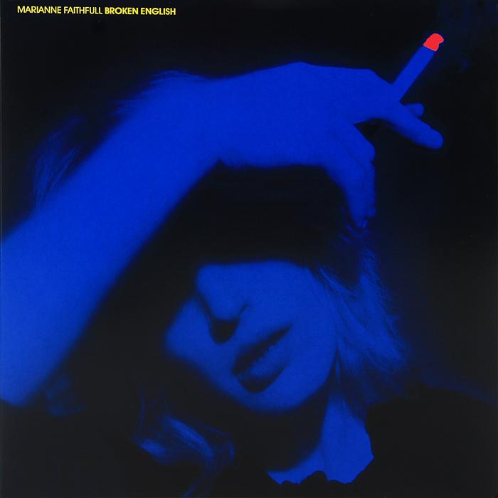 Мэриэнн Фэйтфулл Marianne Faithfull. Broken English (LP) marianne faithfull marianne faithfull broken english
