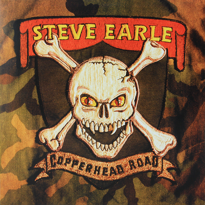 Стив Эрль Steve Earle. Copperhead Road (LP) steve earle vancouver