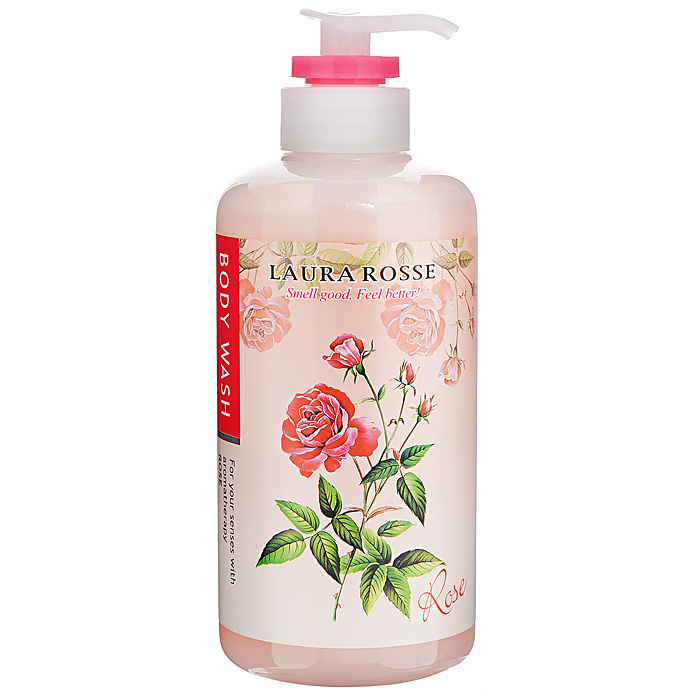 Фото - Жидкое мыло LAURA ROSSE / для тела Ароматерапия. Роза, 500 мл, арт. 298449 жидкое мыло laura rosse для тела ароматерапия лаванда 500 мл арт 298425