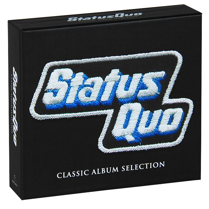 Status Quo Status Quo. Classic Album Selection (5 CD) status quo status quo hello deluxe edition 2 cd