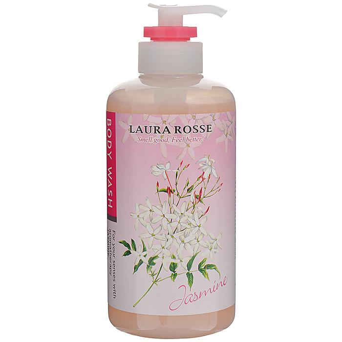 Фото - Жидкое мыло LAURA ROSSE / для тела Ароматерапия. Жасмин, 500 мл, арт. 298432 жидкое мыло laura rosse для тела ароматерапия лаванда 500 мл арт 298425