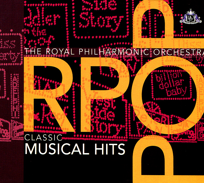 The Royal Philharmonic Orchestra Royal Philharmonic Orchestra. Classic Musical Hits