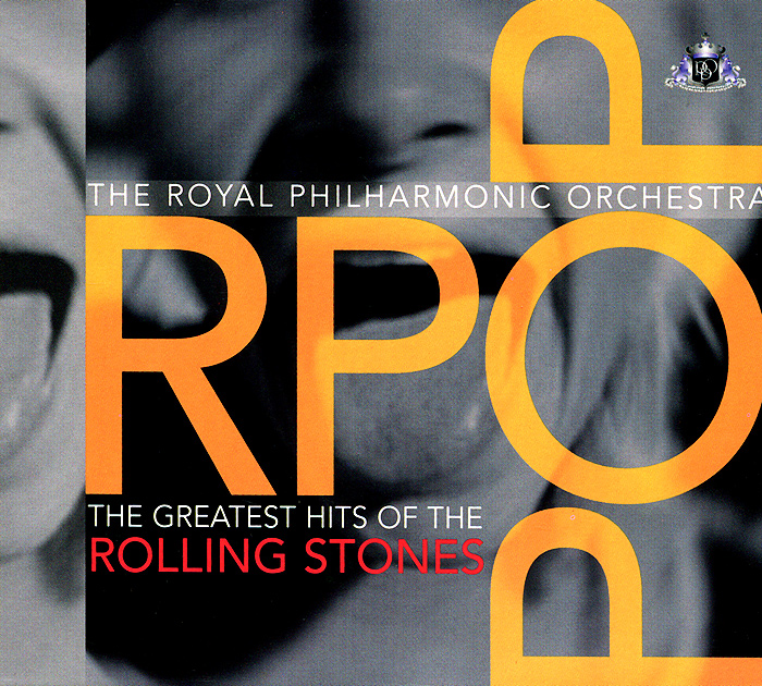The Royal Philharmonic Orchestra Royal Philharmonic Orchestra. The Greatest Hits Of Rolling Stones royal philharmonic orchestra the planets