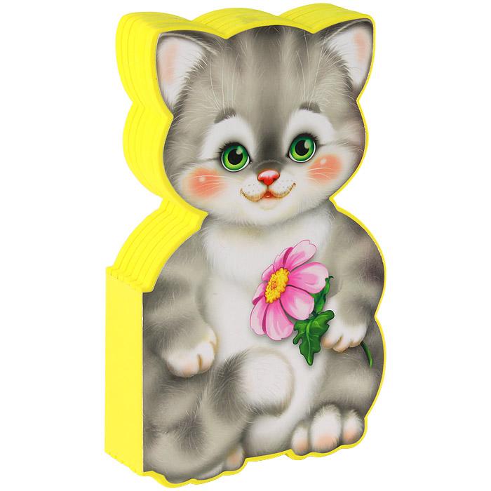 картинка котенка для доу формовали гончарном