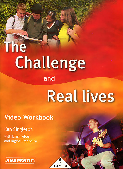 The Challenge and Real Lives: Video Workbook the challenge and real lives video workbook