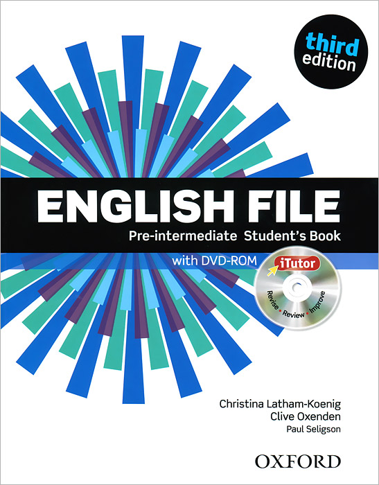 English File: Pre-intermediate: Student's Book (+ DVD-ROM) 5pcs lot ar7241 ah1a ar7241 atheros qfp128 original ic electronic components kit with best quality