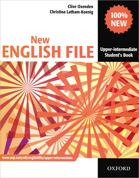 New English File: Upper-intermediate: Student's Book times newspaper reading course of intermediate chinese 1 комплект из 2 книг