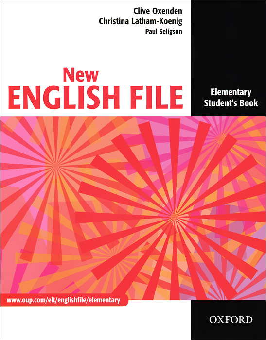 New English File: Elementary: Students Book