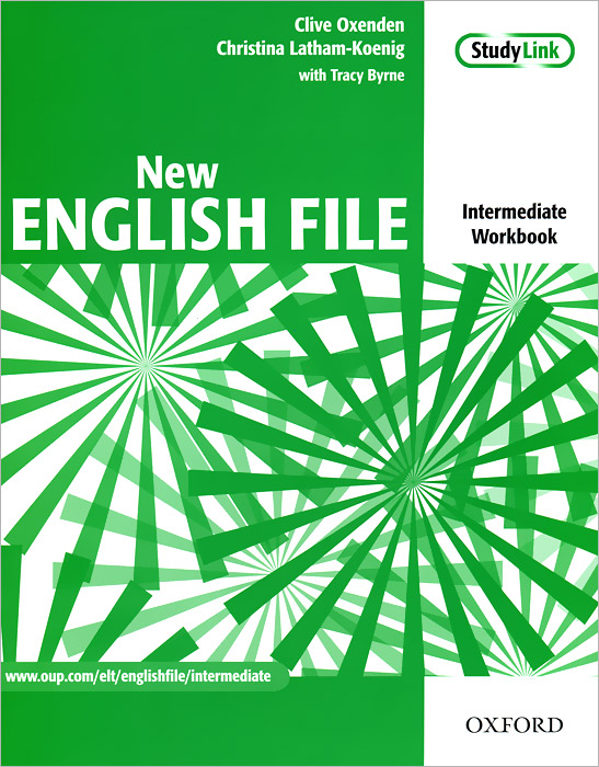 New English File: Intermediate Workbook with Key and MultiROM (+ CD-ROM) outcomes intermediate workbook cd
