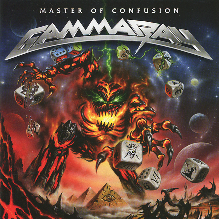 Gamma Ray Gamma Ray. Master Of Confusion gamma ray gamma ray the best of gamma ray 2 cd