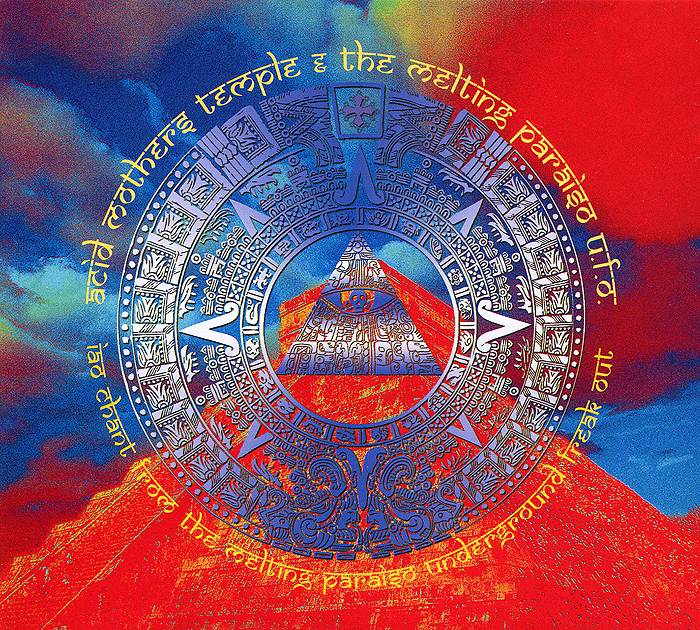 Acid Mothers Temple,The Melting Paraiso U.F.O. Acid Mothers Temple & The Melting Paraiso U.F.O. IAO Chant From The Melting Paraiso Underground Freak Out melting the ice