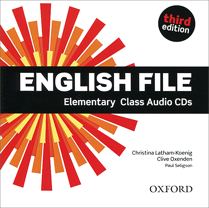 English File: Elementary: Class Audio CDs (аудиокурс на 4 CD) placement and evaluation package interchange third edition passages second edition with audio cds