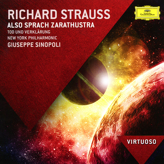 цена Джузеппе Синополи,New York Philharmonic Orchestra Giuseppe Sinopoli. Strauss. Also Sprach Zarathustra онлайн в 2017 году
