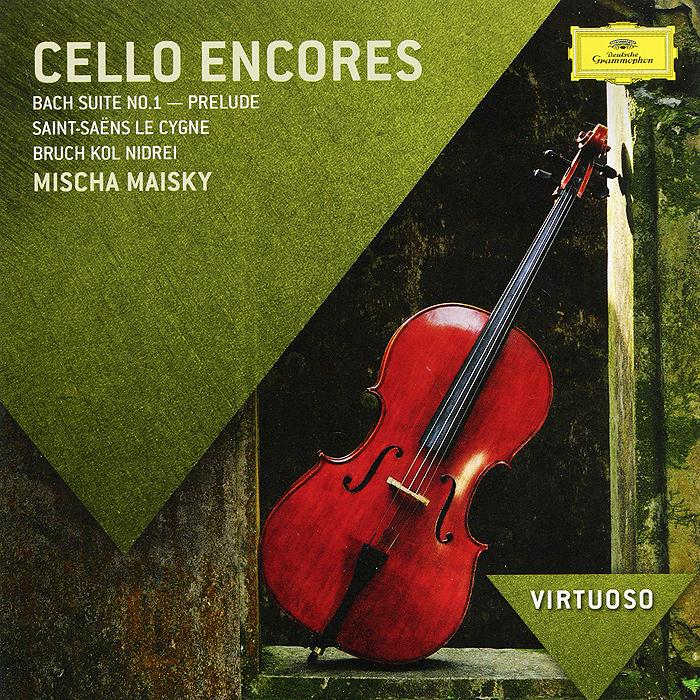 Миша Майский Mischa Maisky. Cello Encores mischa maisky shostakovich cello concertos nos 1