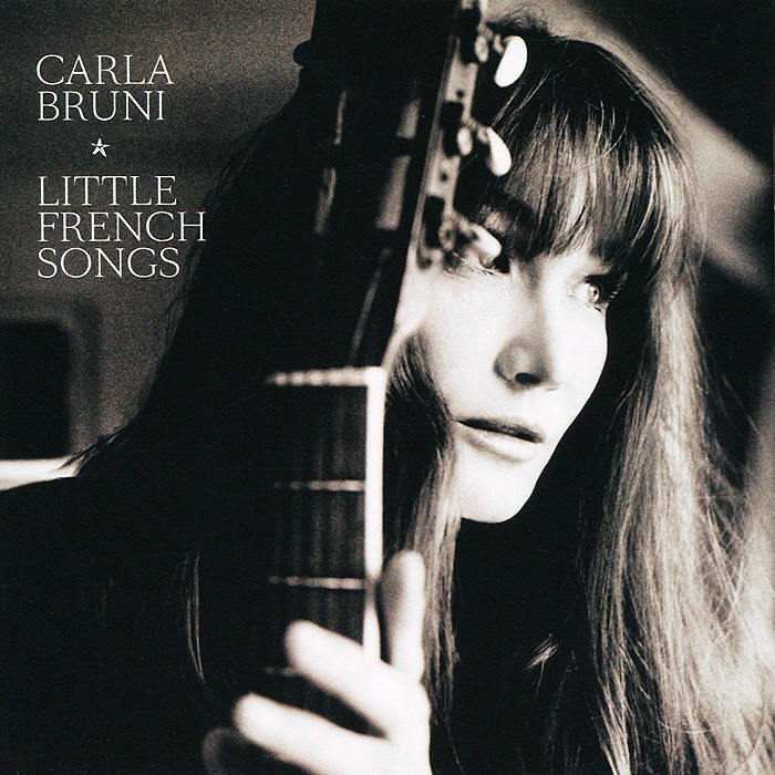 Карла Бруни Carla Bruni. Little French Songs carla bruni carla bruni french touch