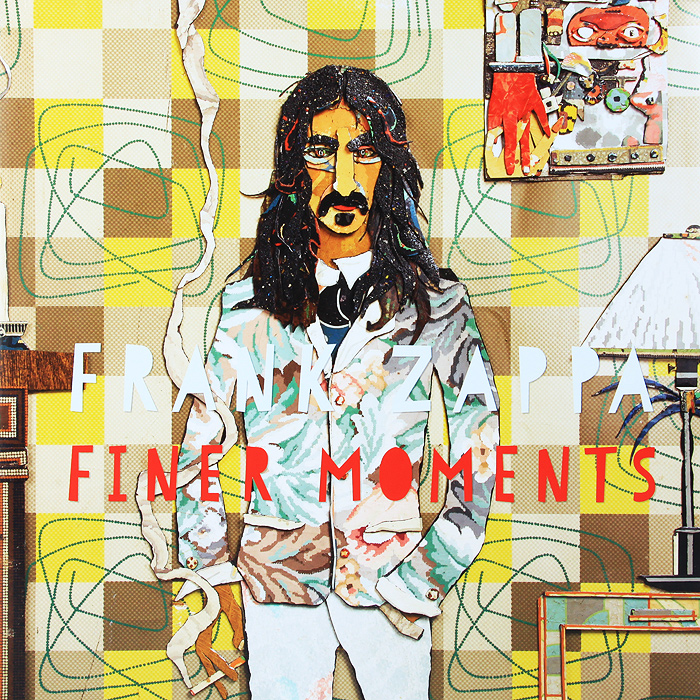 Фрэнк Заппа Frank Zappa. Finer Moments (2 LP) a finer end