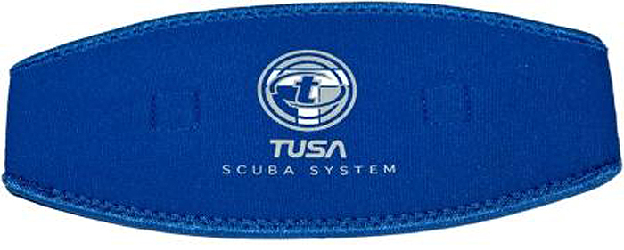 Чехол для ремня маски Tusa, цвет: синий