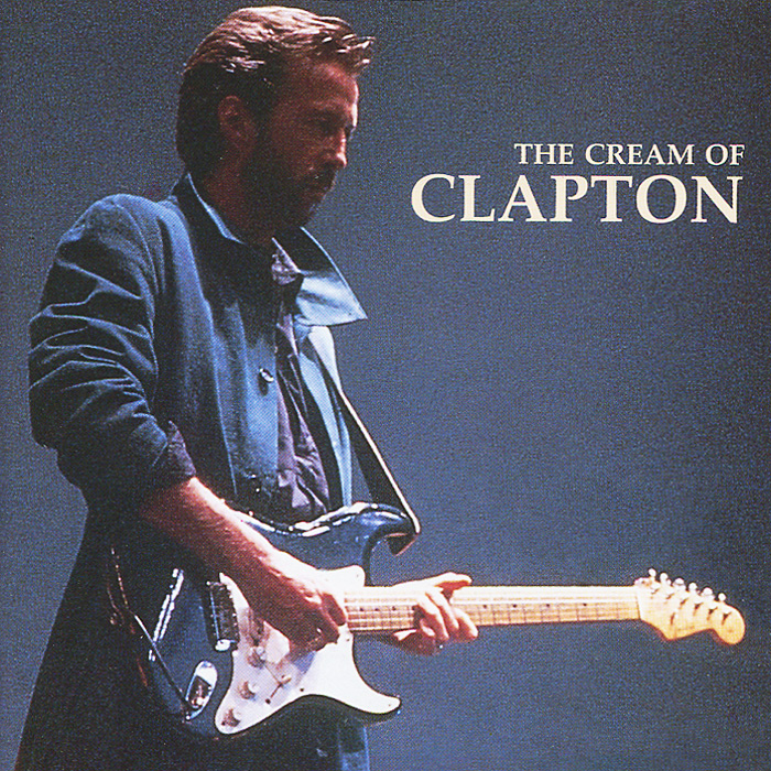 Эрик Клэптон Eric Clapton. The Cream Of Clapton zokol bearing 23024ca w33 spherical roller bearing 3053124hk self aligning roller bearing 120 180 46mm