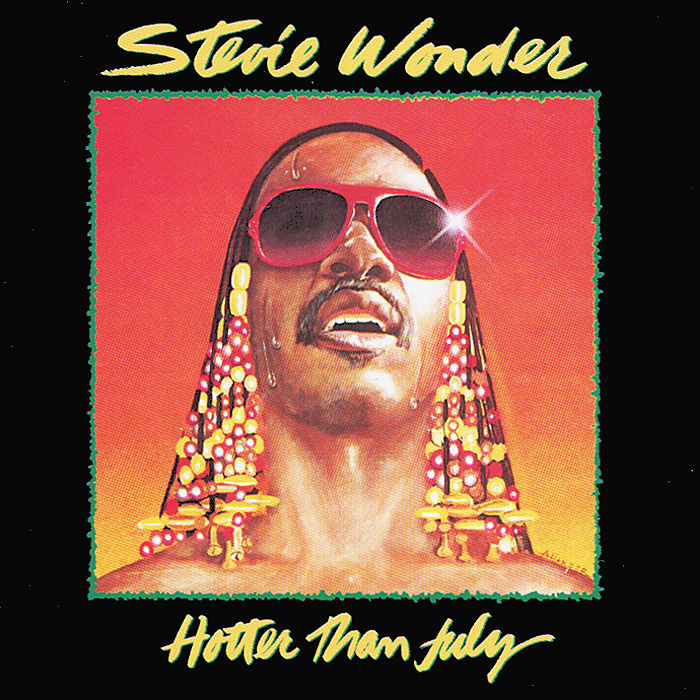 Фото - Стиви Уандер Stevie Wonder. Hotter Than July стиви уандер stevie wonder number ones