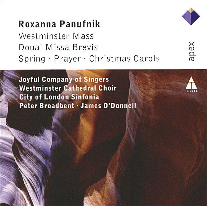 Roxanna Panufnik. Westminster Mass / Douai Missa Brevis f zintl missa brevis for monika lang