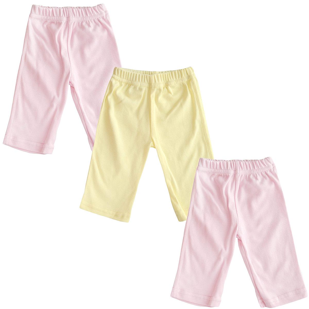Штанишки Фреш Стайл штанишки для девочки фреш стайл цвет в ассортименте 3 шт 37 560д размер 68 6 месяцев
