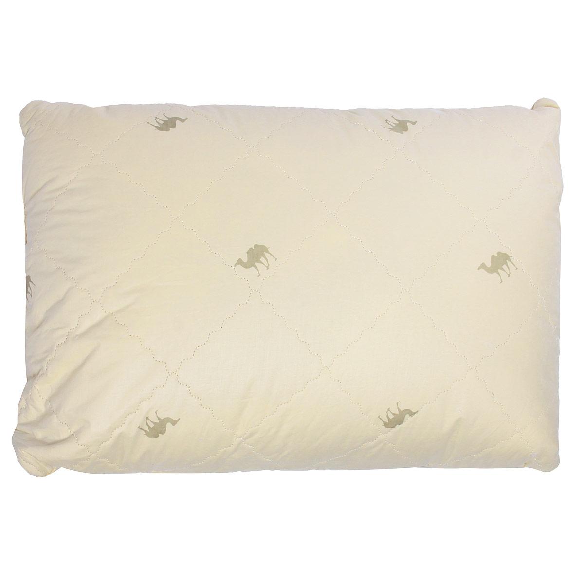 Подушка Verossa, наполнитель: верблюжья шерсть, 50 х 70 см