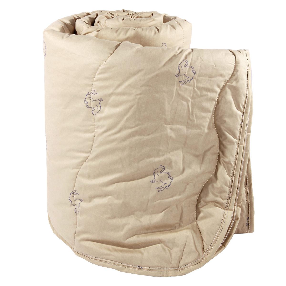 Одеяло Verossa, наполнитель: верблюжья шерсть, 172 х 205 см